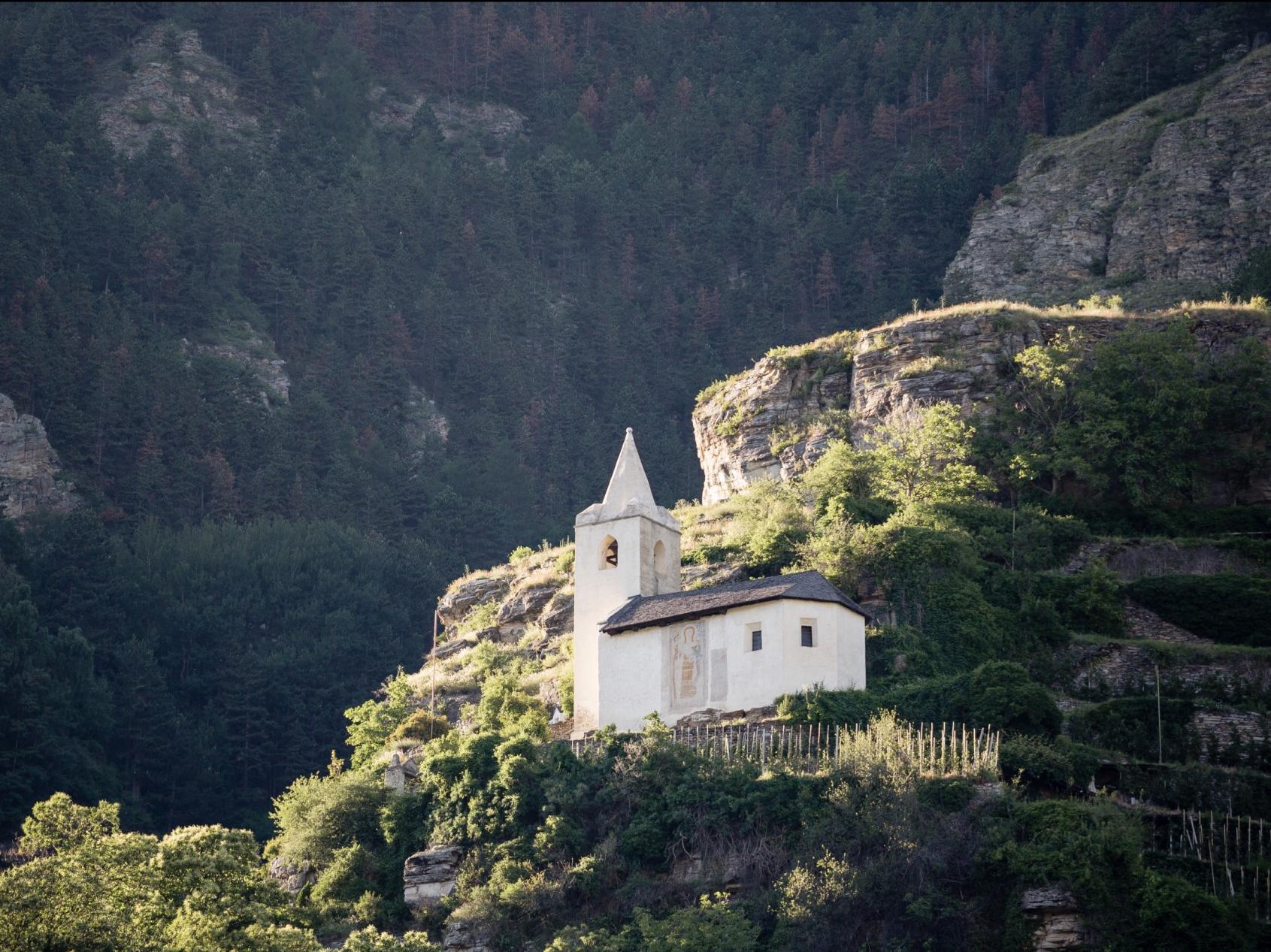 St. Ägidius Kirche am Schatzknott, Kortsch