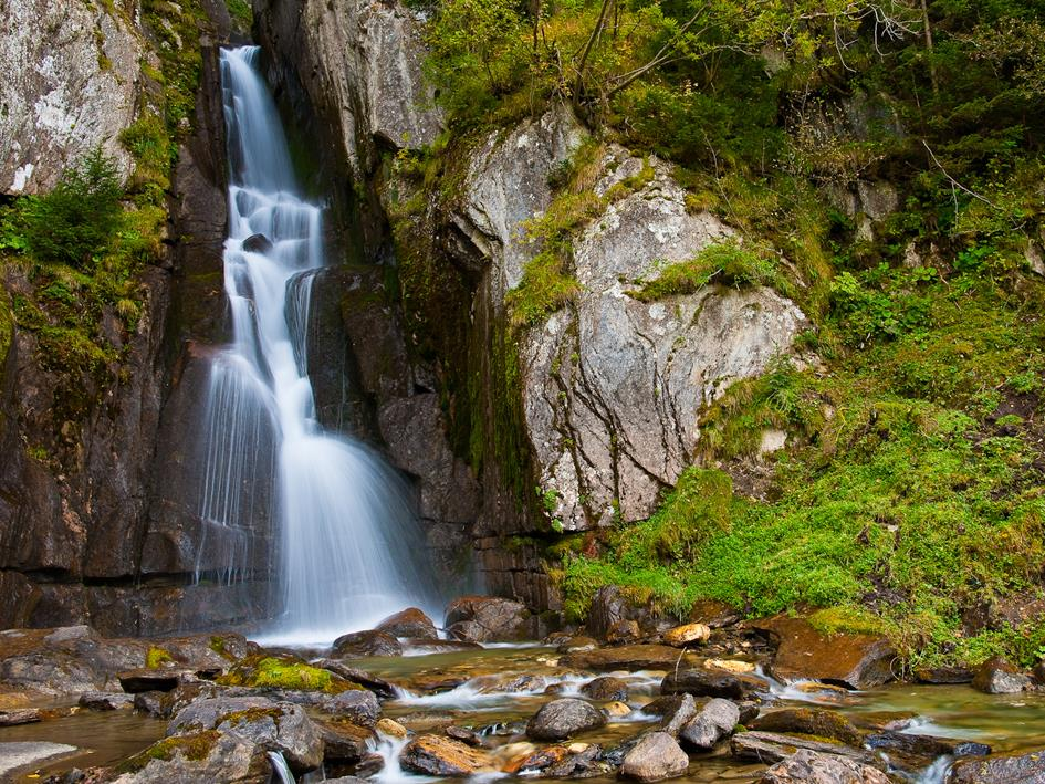 Moassl-Wasserfall