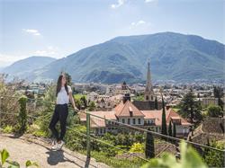 Bolzano's promenades