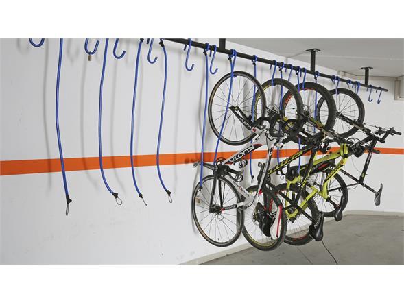 Posteggio per la biciclette