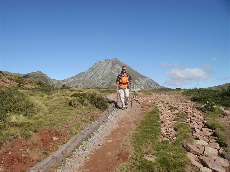 Wandern auf Meran 2000