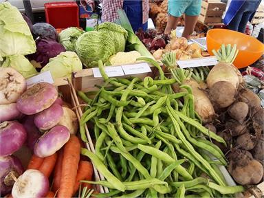 9. Niederdorfer Kartoffelfest Bauernmarkt
