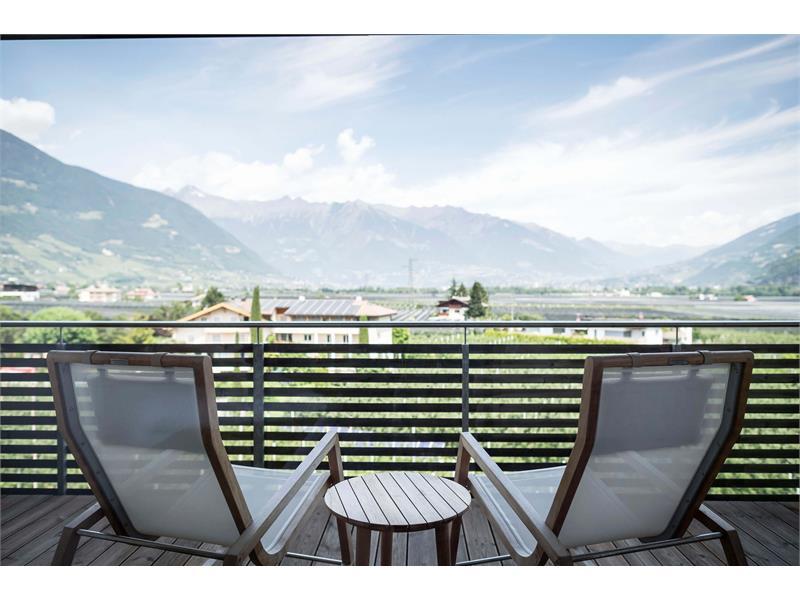 Panorama im Hotel Pfeiss