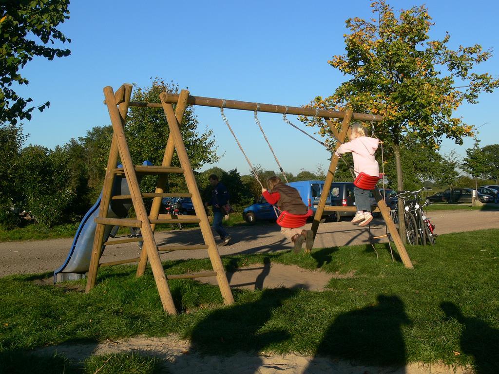 Children's playgrounds Collepietra