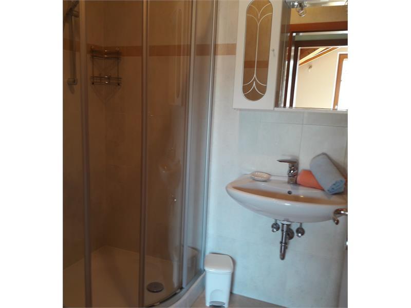 WC con doccia