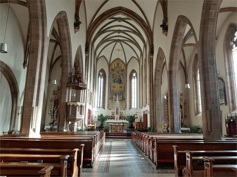 Pfarrkirche Maria Himmelfahrt Marling