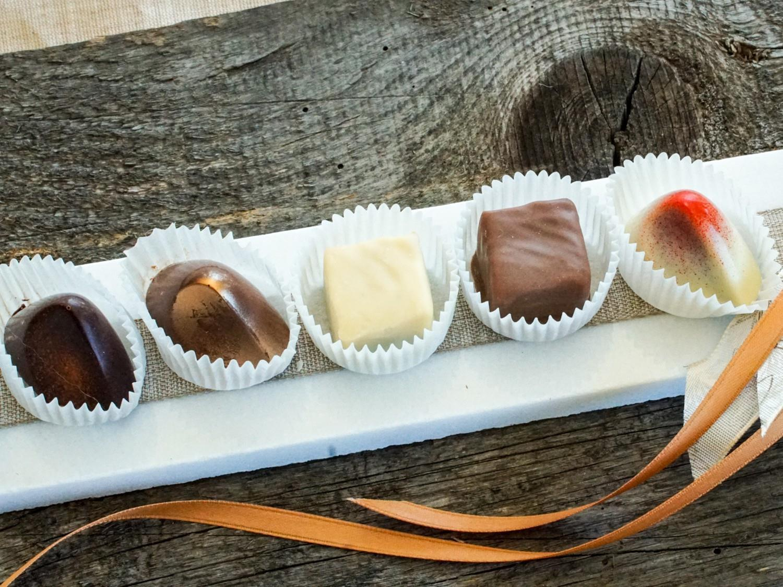 Marmo & cioccolata a Lasa