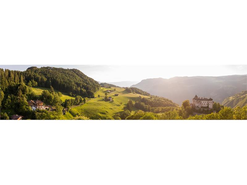 Appartamenti Schlossblick con il Castello di Presule