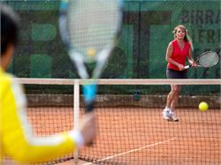 Tennis presso il Quellenhof Luxury Resort Passeier
