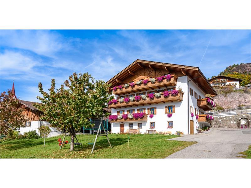 Wieserhof in Vöran, Südtirol