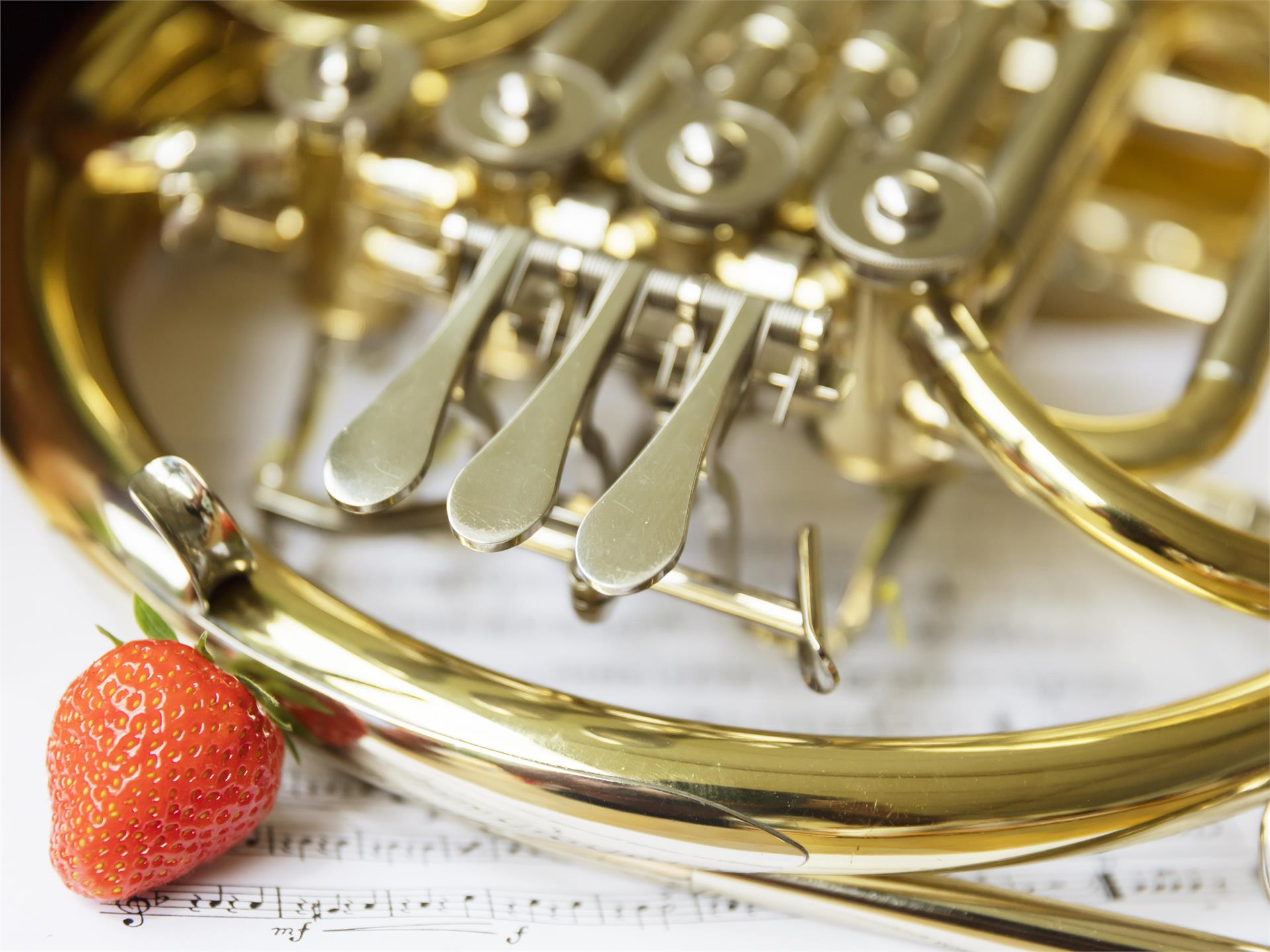 Easter concert from the music band of Tarres