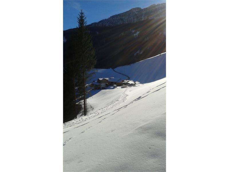Obergruberhof Inverno