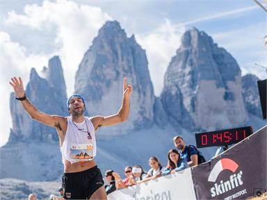 23th Südtirol Drei Zinnen Alpine Run