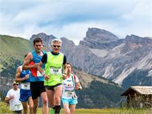 Seiser Alm Half Marathon