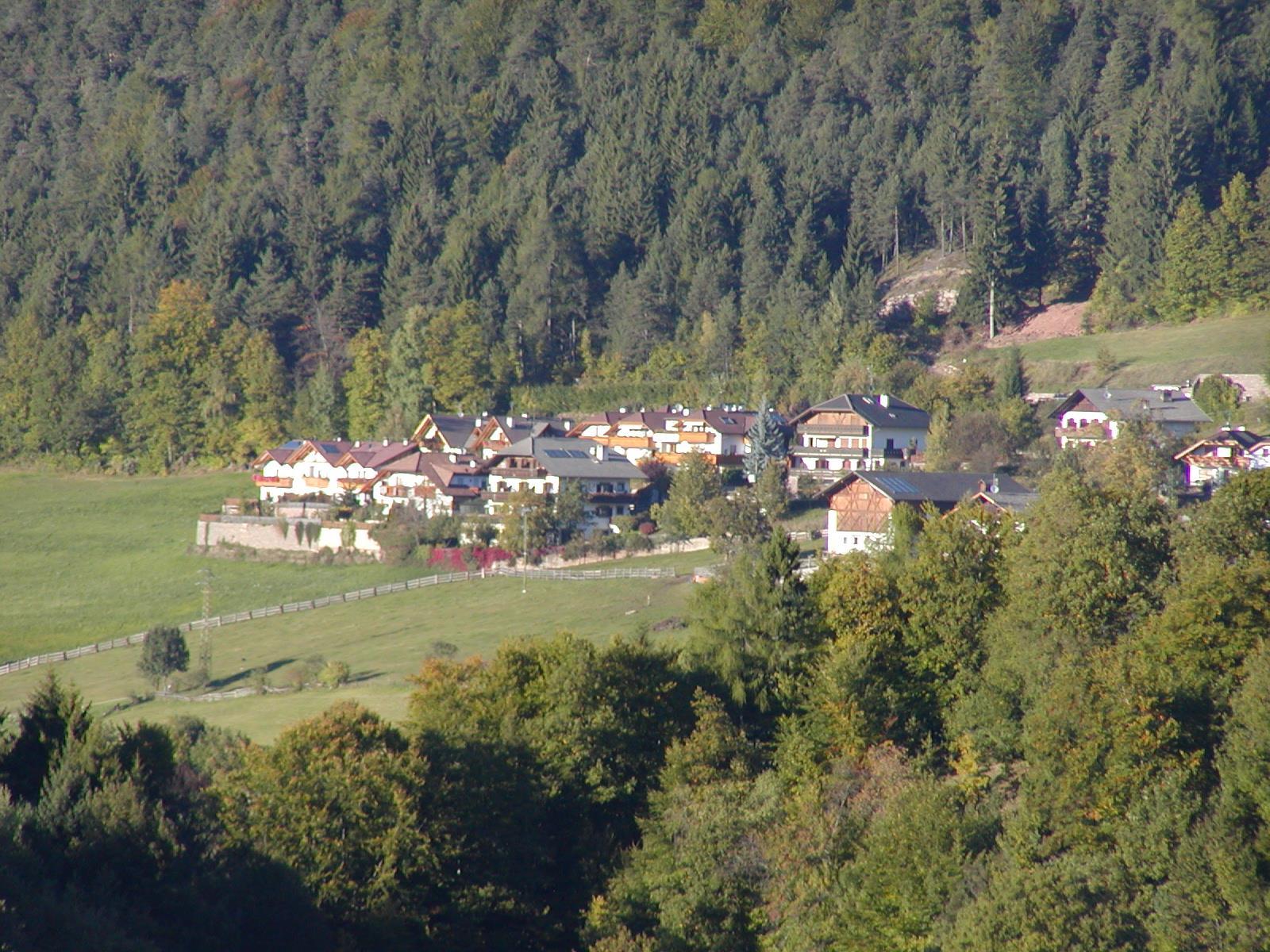 Mölten - Schlaneid - Seilbahn nach Vilpian - Terlan - Mölten