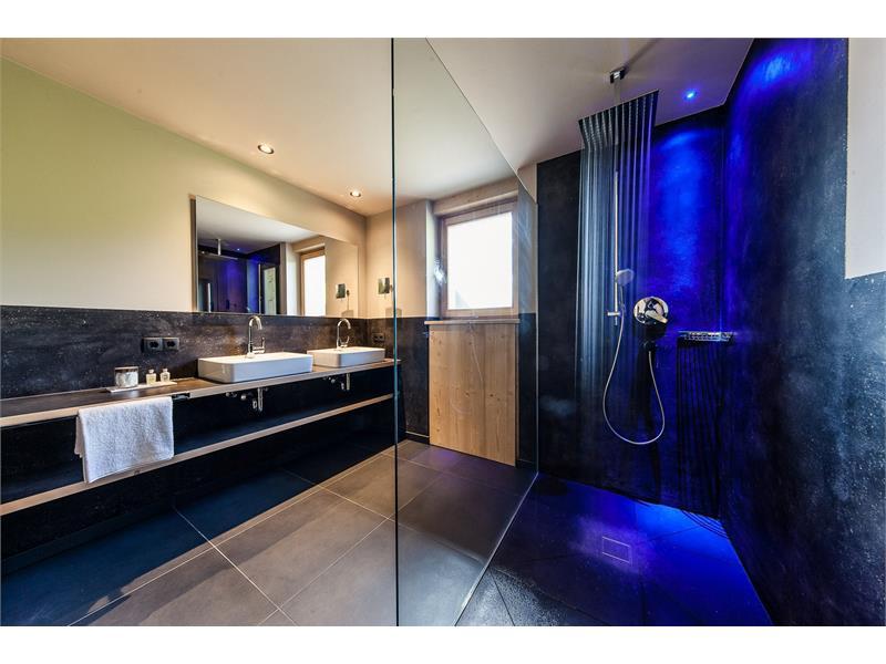 Sonus Alpis double room deluxe pica - bathroom