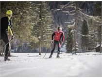 Langlaufen im Antholzertal