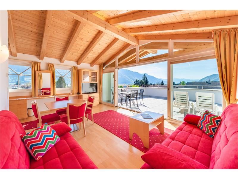 Gschwangut Penthouse Suite