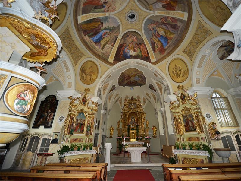 Chiesa parrochiale Pieve di Marebbe