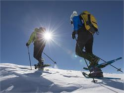 Guided Snowshoe Hiking Tour
