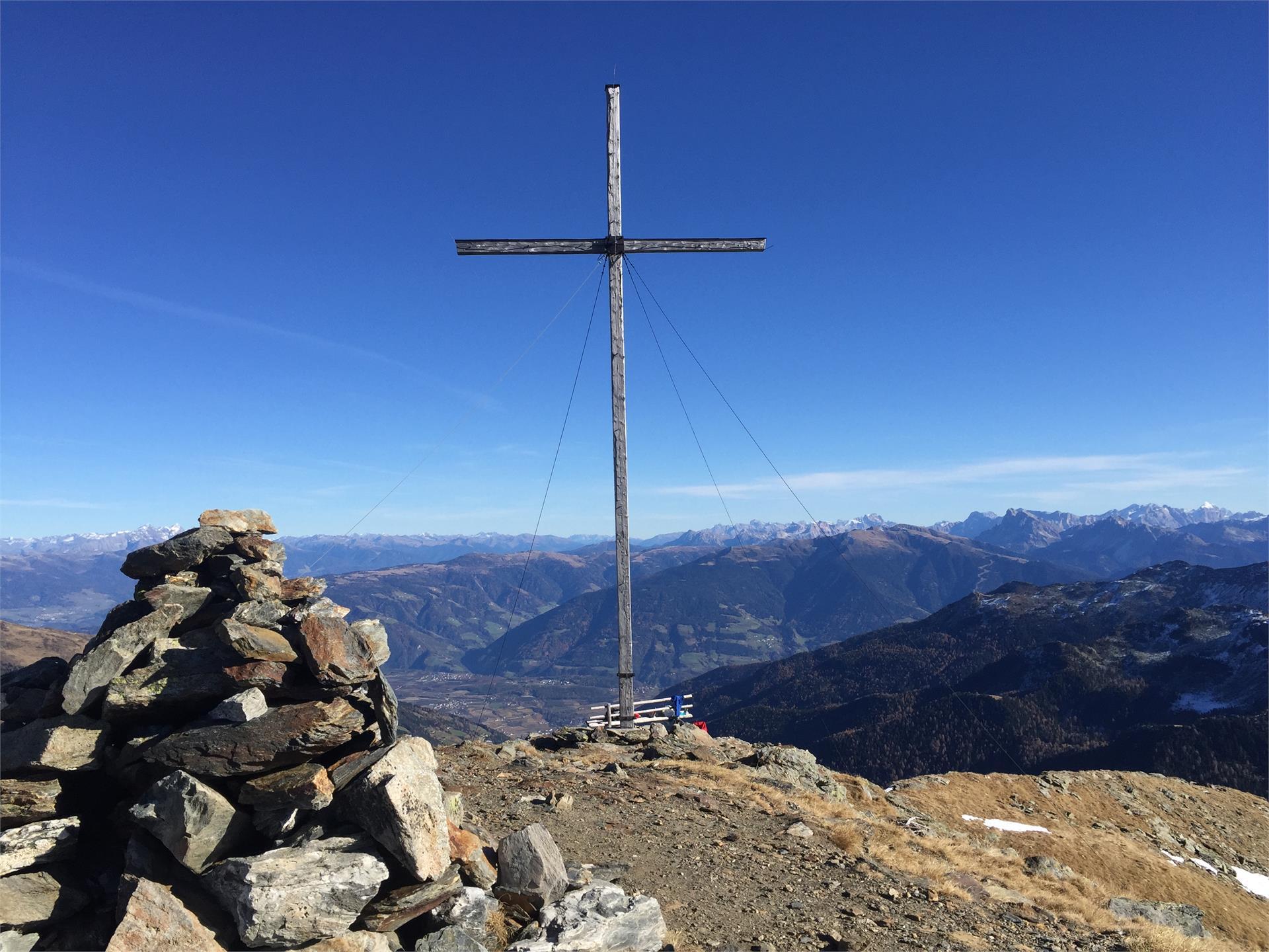 Da Scaleres sul Corno del Ceppo (Schrotthorn)