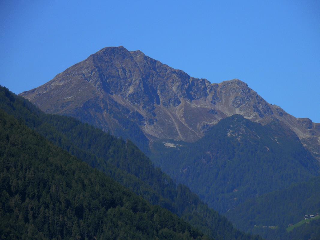 Bergtour Schalders - Schrotthorn