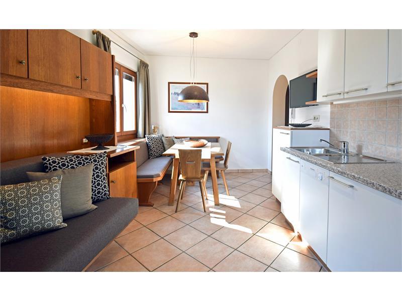Wohnung Traube Wohnküche