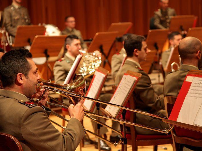 Ca.STA 2019: Konzert der Fanfare Julia