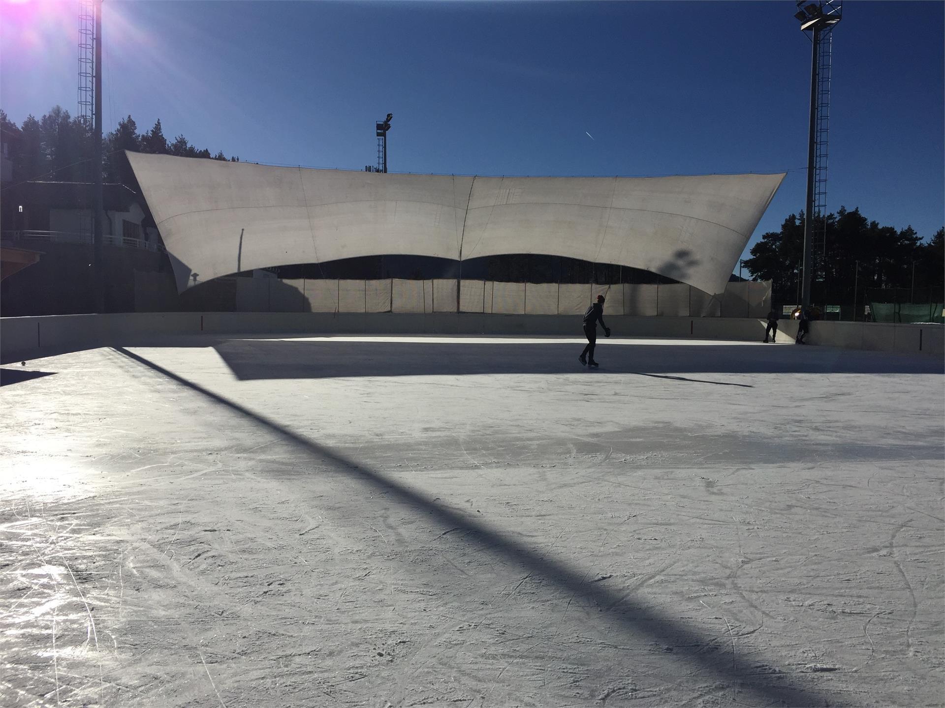Eislaufplatz Deutschnofen