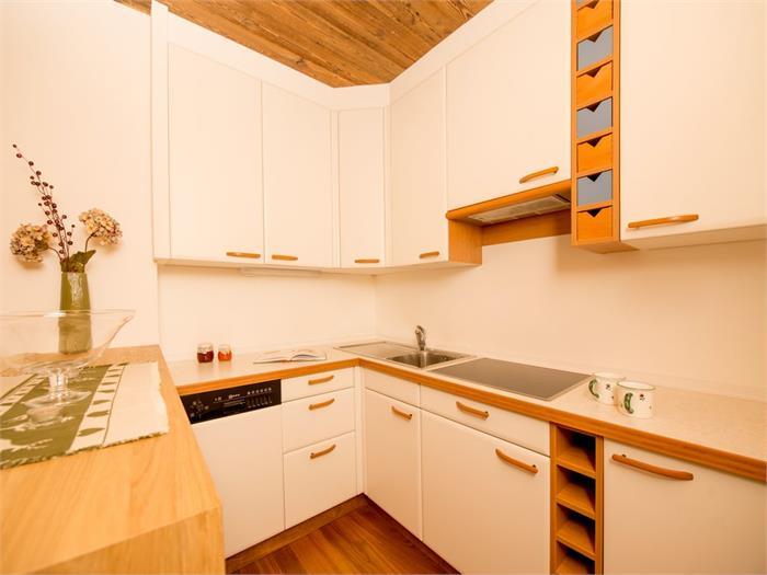 Küche Chalet Compatsch