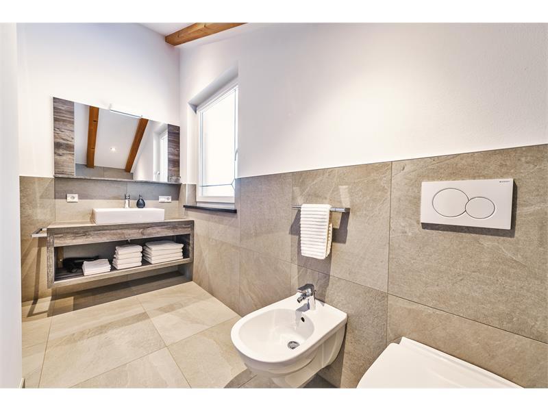 Bathroom in the apartmant