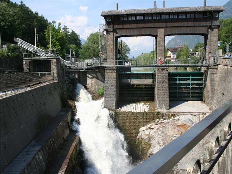 Hydro-Electricity Station Töll/Tel