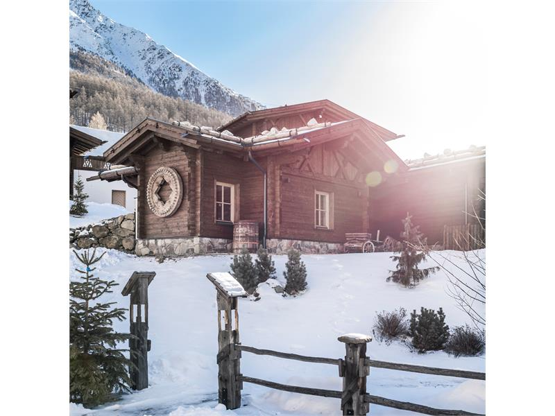 Chalets Edelweiss South Tyrol Italy