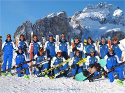 Ski instructors Padola