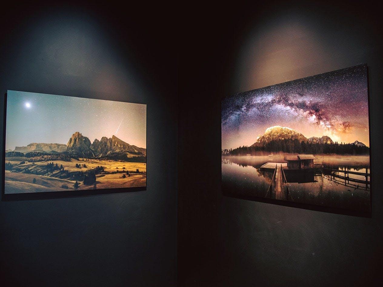 Multivision Show of Fabian Dalpiaz // Magic Dolomites