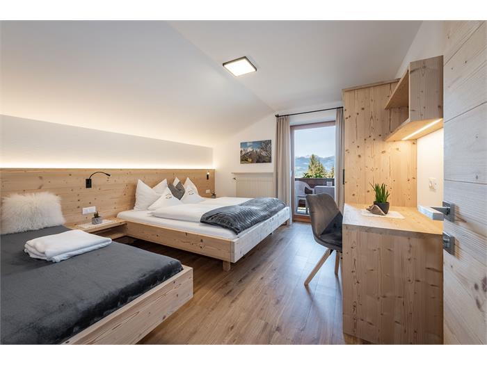 Schlafzimmer App. Arnika