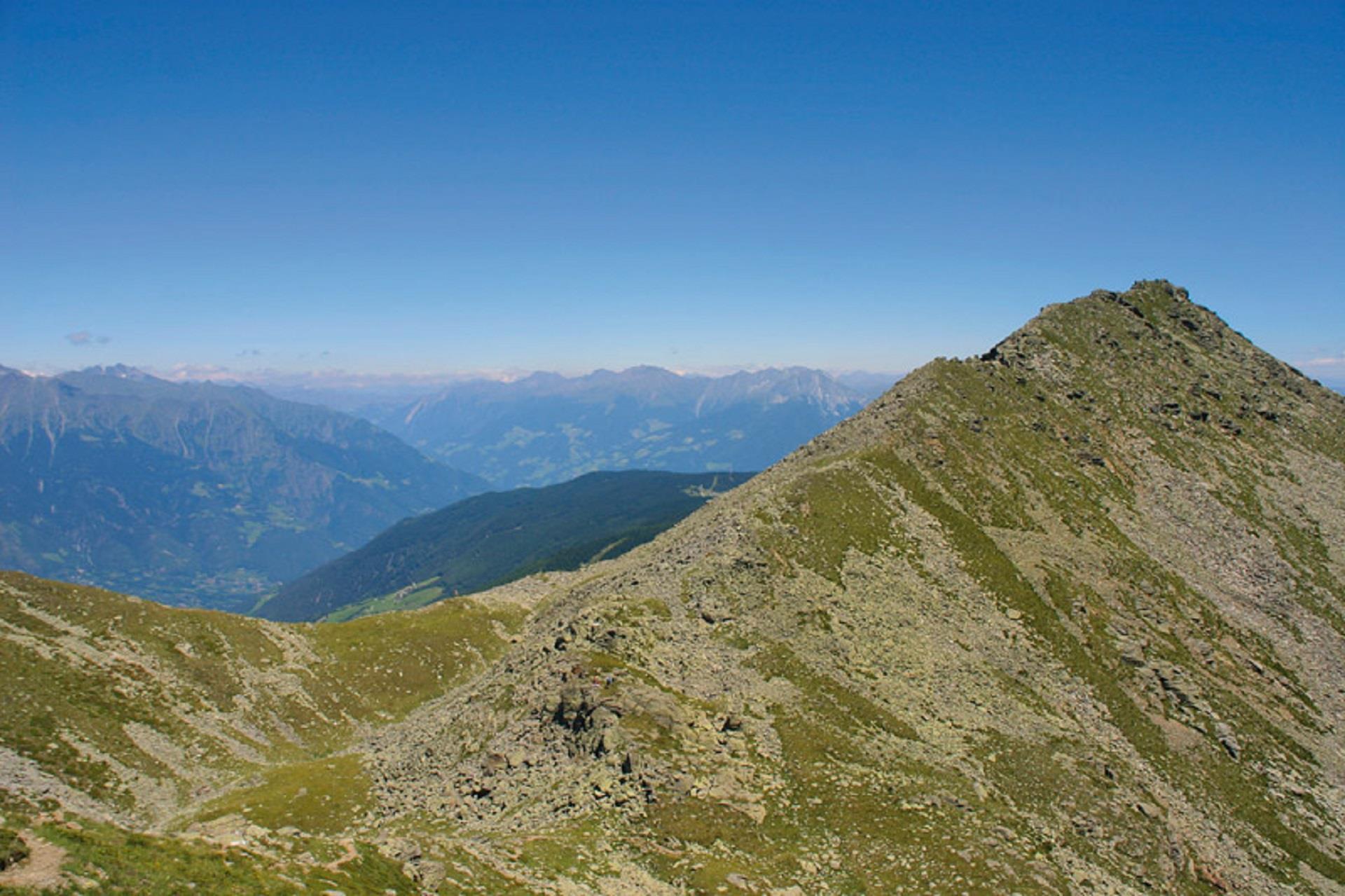 Aschbach - Naturnser Alm - Rauhjoch - Hochwart