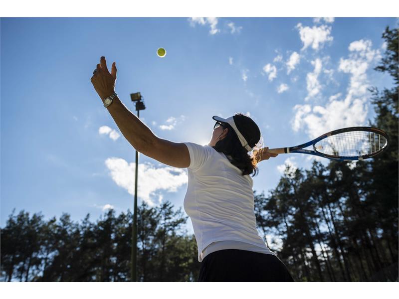 Tennis im Hotel Waldsee