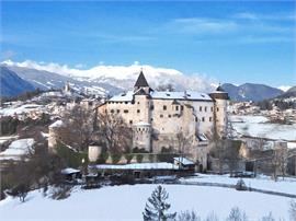 Weihnachtskino auf Schloss Prösels