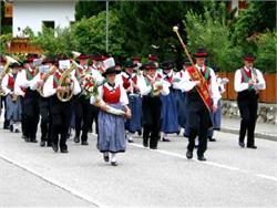 Musikfest der Musikkapelle Tarsch