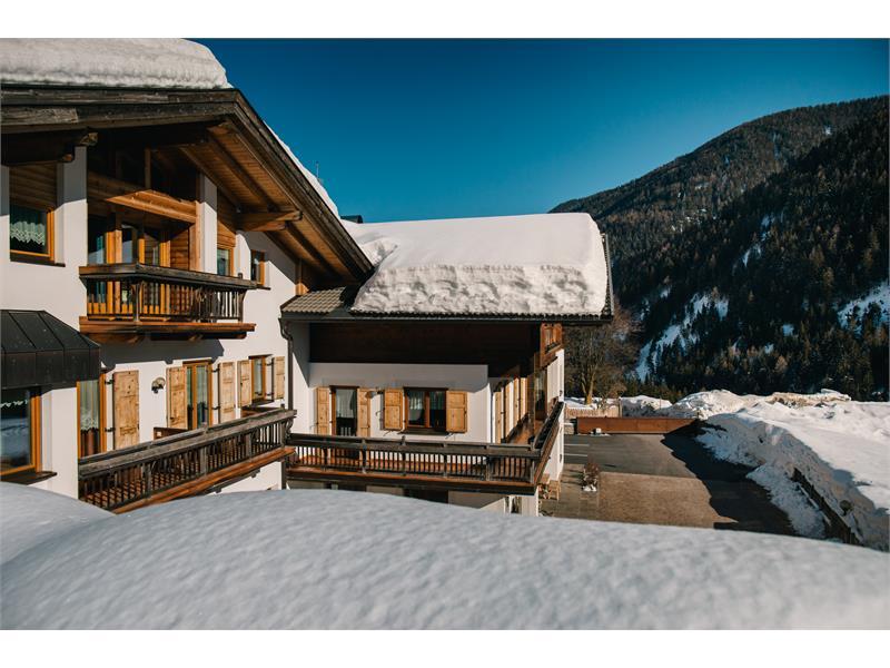 Winterfoto Residence Karnutsch