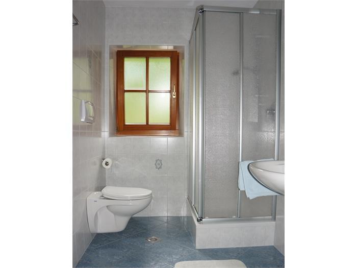 stanza da bagno - appartamento 2