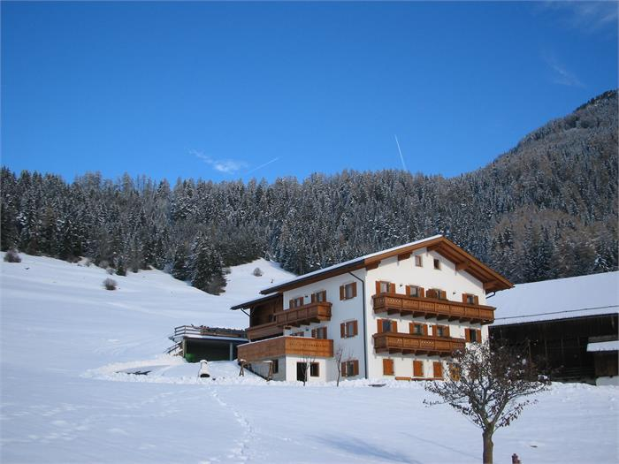 Winter Bauernhof