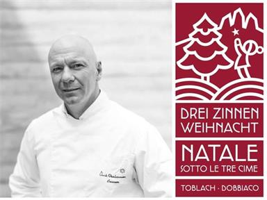 Christmas sotto le Tre Cime - Showcooking with Michelin Chef Chris Oberhammer