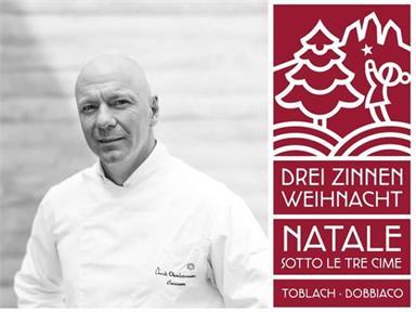 Drei Zinnen Weihnacht - Showcooking mit Chris Oberhammer Michelin Chef *