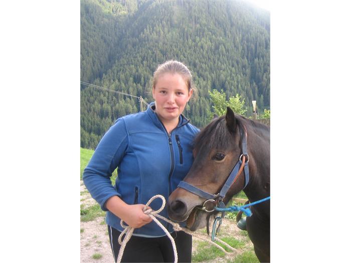 Pony lady