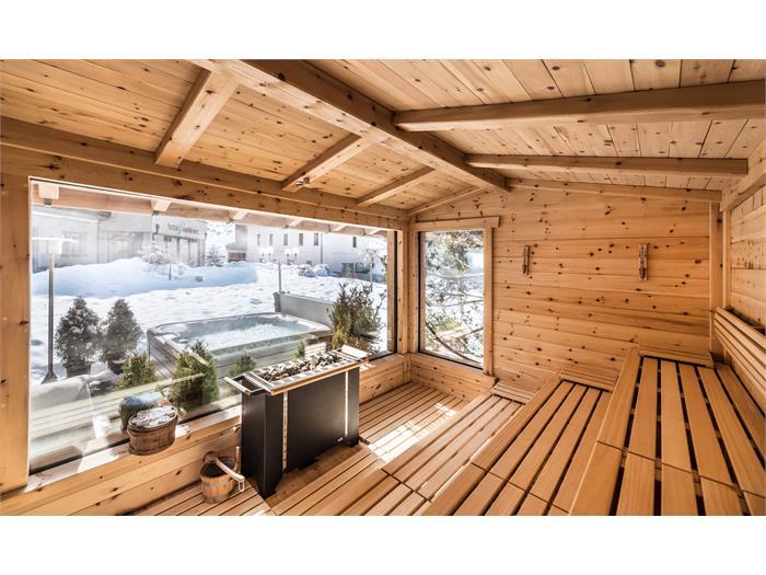 Sauna filandese