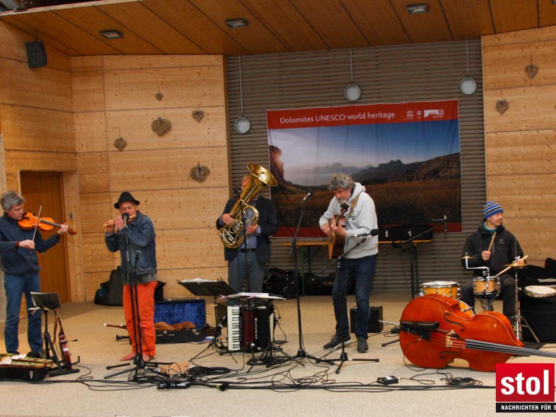 Eröffnung Dolomiten ohne Grenzen mit anschließendem Welterbefest