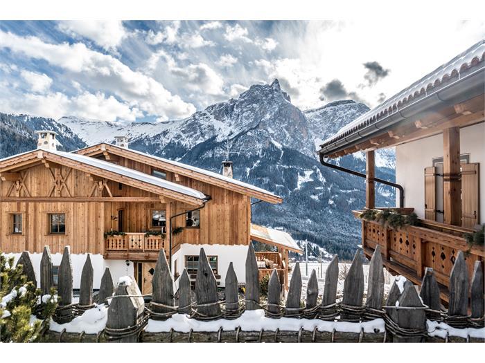 Vacanze d'inverno nelle Dolomiti