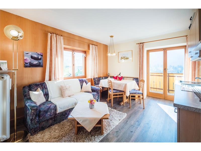 Residence Immenhof - Wohnraum